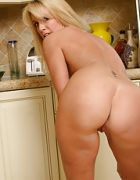 This Nude ordinary mature women